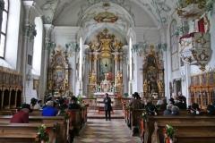 Kirche St. Peter und Paul Höglwörth
