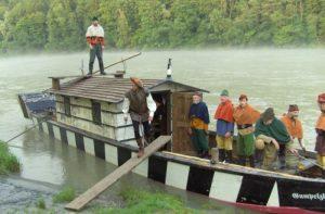 Bürgerspiel und Schiffszug 2009